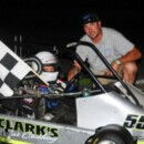 Maine Racing Features Ayden Clark